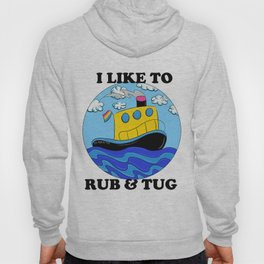 Rub N Tugboat-PAN2 Hoody