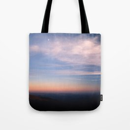Moon Over Boone Tote Bag