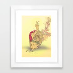Perfume, the story of a murderer Framed Art Print
