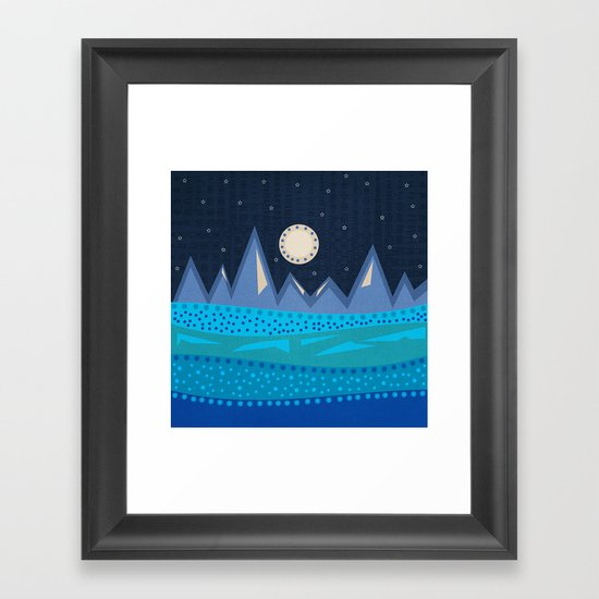 Textures/Abstract 111 Framed Art Print