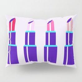 Lipstick Heaven Pillow Sham