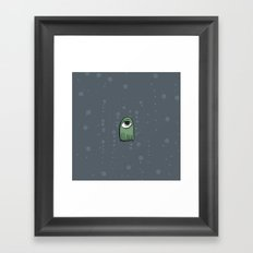 im poorly Framed Art Print