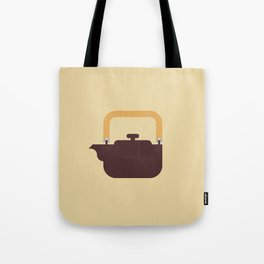 Japan Teapot Tote Bag