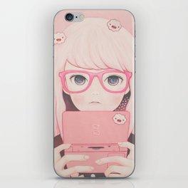「Gamegirl Girl」  iPhone Skin