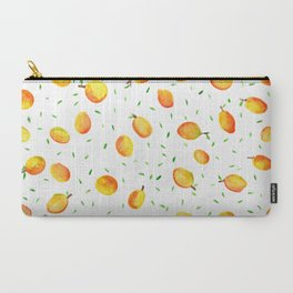 Mango Season Carry-All Pouch