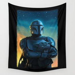 """""""Precious Cargo"""" by Dylan Bonner Wall Tapestry"""