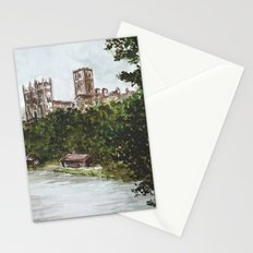 Durham view Stationery Cards