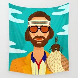 Richie Tenenbaum Wall Tapestry