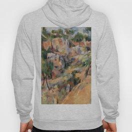 Bibemus (ca 1894-1895) by Paul Cezanne Hoody