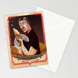 Diary of Koi Stationery Cards