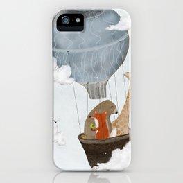a big adventure iPhone Case