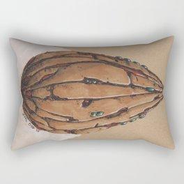 Almond Flavored Rectangular Pillow