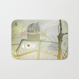 Exploring Our Dreams Bath Mat