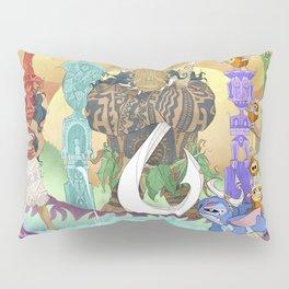 Tiki Hide & Seek Pillow Sham