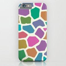 wildlife dreamcoat - giraffe iPhone 6s Slim Case