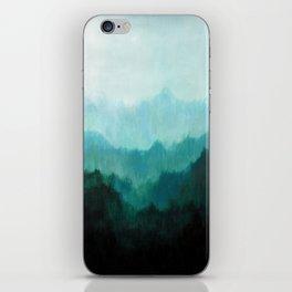 Mists No. 2 iPhone Skin