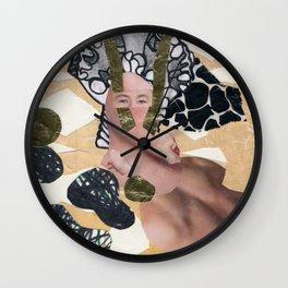 Larva Wall Clock