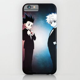 Hunterxhunter iPhone Case