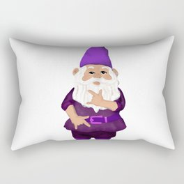 Hangin with my Gnomies - I love you Rectangular Pillow