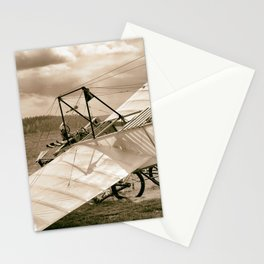 Old Airplane Stationery Cards