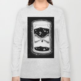 Space Time Long Sleeve T-shirt