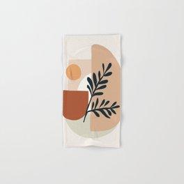 Geometric Shapes Hand & Bath Towel