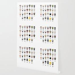 Horror Movies Alphabet Wallpaper