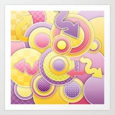 Jumbo Mumbo Art Print