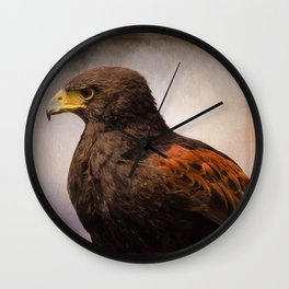 Wildlife Art - Meaningful Wall Clock