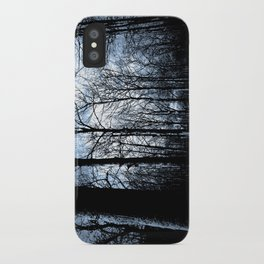 The Haunted Wood  iPhone Case