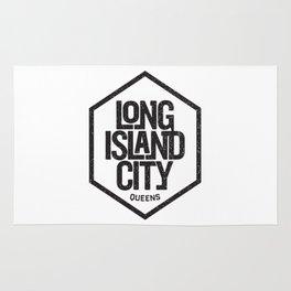 Long Island City, Queens Rug