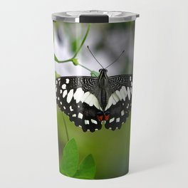 Butterfly Medium Travel Mug