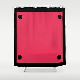 Video Game General Block Shower Curtain