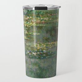 Monet, Le Bassin des Nympheas, 1904 Travel Mug