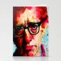 woody Stationery Cards featuring Woody by benjamin james