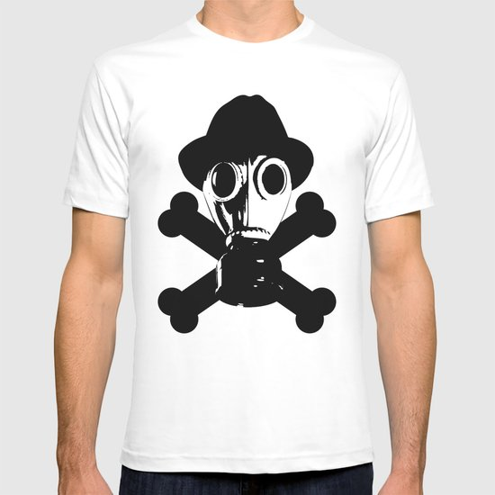 Man in the Mask T-shirt