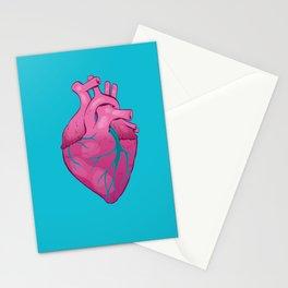 Hearts 01 - Human Heart Stationery Cards