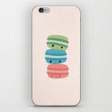 Three's Company iPhone & iPod Skin