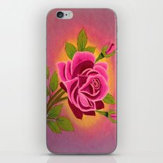 Rose for you iPhone & iPod Skin