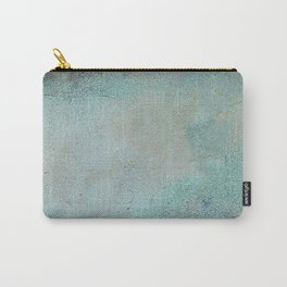 Patina Copper rustic decor Carry-All Pouch