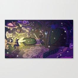 Tinkerbell's Boudoir Canvas Print