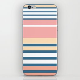 Bronte Stripe iPhone Skin