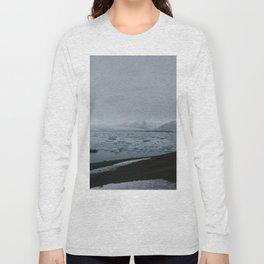 Ice Lagoon Long Sleeve T-shirt