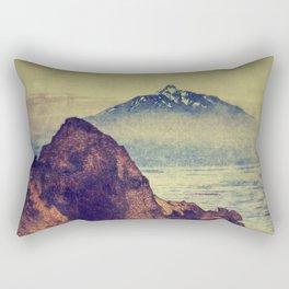 As Dusk Settles in Daiino Rectangular Pillow