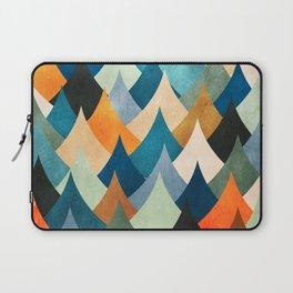 Eccentric Peaks Laptop Sleeve