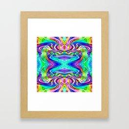 PATTERN-127 Framed Art Print