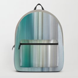 """Untitled 056"" Abstract Art by Murray Bolesta Backpack"