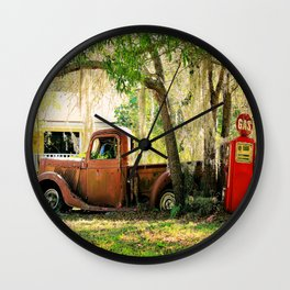 1935 Vintage Ford Wall Clock