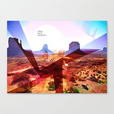 No Ending Sweeter Canvas Print