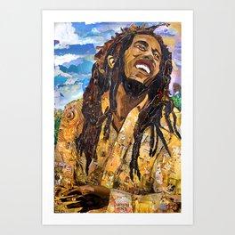 Bob/ A Star Reborn Art Print